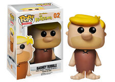 FUNKO POP CULTURE HANNA BARBERA FLINTSTONES BARNEY RUBBLE VINYL FIGURE NEW!