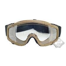 FMA DE Outdoor Paintball Airsoft Protective Glasses Anti Fog Ballistic-Goggle