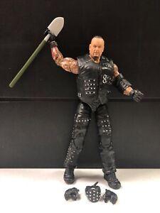 WWE Mattel Undertaker Elite Series #85 Figure loose