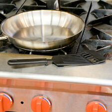 """USA SELLER  Egg Flipper Heat Resistant 11 3/4"""" Black Nylon FREE SHIPPING US ONLY"""