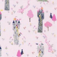 RAPUNZEL: PRINCESS IN A TOWER Cotton Print Timeless Treasures BTY