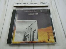 (s97) Harold Budd  The Serpent (in Quicksilver) / Abandoned Cities Music  CD