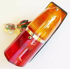 Genuine Lucas 54289 Red & Amber Rear L759 Lamp for Triumph Herald Vitesse 212124