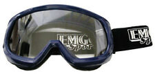 Emgo Kids Youth Economy Green Motocross Offroad Riding Motorcycle Helmet Goggle