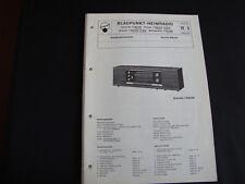 Original Service Manual Blaupunkt  GRANADA FLORIDA ARIZONA METROPOLITAN