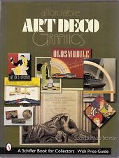 "[63168] ""AFFORDABLE ART DECO GRAPHICS"" by SUSAN BERMAN SIGNED (2002, SOFTCOVER)"