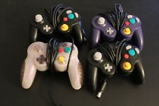 4 game cube controllers