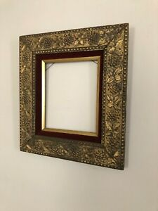 Antique Victorian Aesthetic Picture Frame