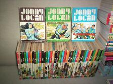 JONNY LOGAN SERIE COMPLETA 1/56 (-9 NUMERI) DARDO 1972 M.BUONI TIPO ALAN FORD