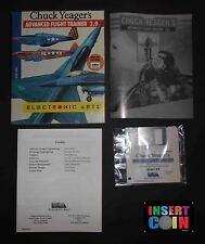 JUEGO ATARI ST CHUCK YEAGER´S ADVANCED FLIGHT TRAINER 2.0  -E. ARTS-, NO TESTED