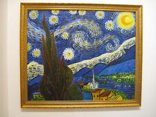 """""""STERNENNACHT"""" nach van Gogh / Impressionismus / Impressionist"""