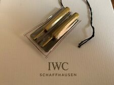 Genuine IWC pusher tools / stylus for bracelet adjustments / calendar setting