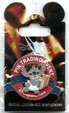 Disneyland Paris - Gourmet Pin Trading Event - Stitch Pin