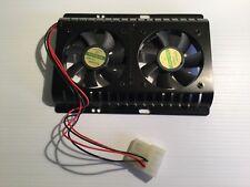 Ventilador de disco duro CF-602 Hard Drive Cooler 12VDC