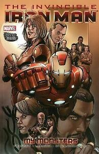Invincible Iron Man, Vol. 7: My Monsters (English) Paperback