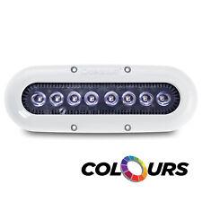 Ocean LED X8 X-Series XTREME Marine Boat Underwater Light Multi  Colours 012307C