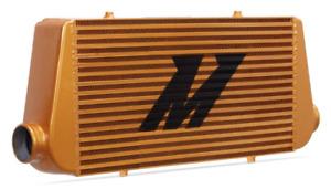 """Mishimoto Universal Gold Intercooler R-Line MMINT-URG 31"""" x 12"""" x 4"""""""