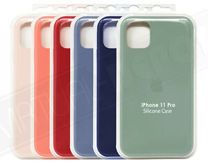 Apple Original Official Silicone Case for iPhone 11 Pro - New!