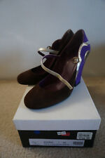 MARC by Marc Jacobs 70s Style WEDGE MARYJANE HEEL SIZE 36 RRP$720 *BOX*