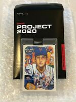 Topps Project 2020 Baseball #67 Andrew Thiele - Nolan Ryan - New York Mets