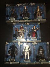 Star Wars Elite Series Rogue One Lot Of 8 Die Cast K2so Jen Death Trooper