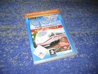 EEP Eisenbahn Professional 5.0 Gold Edition NEU und verschweisst + 4 zus.SETS