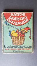 Hatschi Bratschis Luftballon - Ginzkey, mit Menschenfresser - 1948