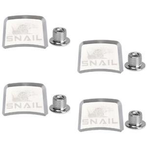 Fixed Nut MTB Square Plate Nail Chainwheel Screws Crankset Bolts Chainring Bolt