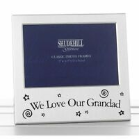 We Love Our Grandad Photo Frame Birthday Christmas Fatherday Gift Present Family