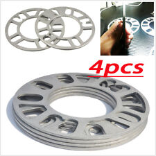 Auto 4 X Universal 5mm Alloy Aluminum Wheel Spacers Adapter Shims Plate 45 Stud Fits 1997 Toyota Corolla
