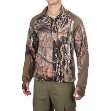New Men`s Browning Hell's Canyon Performance Fleece Jacket 1/4 Zip Neck