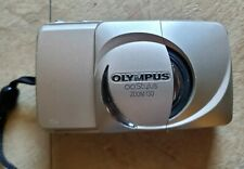 Olympus Stylus Zoom 130 Deluxe 35mm Point & Shoot Film Camera