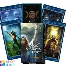 BOOK OF SHADOWS TAROT VOL 1 AS ABOVE DECK CARDS FORTUNE TELLING LO SCARABEO NEW