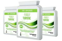 Turmeric Supplements - High strength -Great for Arthritis & Joint Pains
