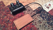 Acoustic guitar humbucker pickup, 6 or 12-string, volume and tone, easy install
