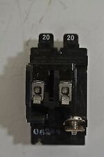 P2020 Pushmatic Bulldog Ite Siemens Twin 20 Amp Circuit Breaker Bolt In
