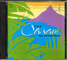 Rio After Dark by Ana Caram, BRAND NEW FACTORY SEALED CD (Sep-1989, Chesky)