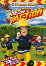 Fireman Sam: Ready for Action (DVD, 2010)