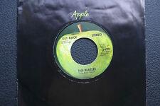 "7"" The Beatles - Get Back - USA Apple"