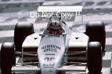 Marc Surer Arrows A6 French Grand Prix 1983 Photograph