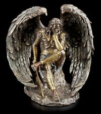Gefallener Engel - Luzifer Figur - Veronese Fantasy Lichtträger Erzengel Angel