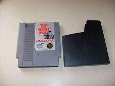 Nintendo Vintage NES GAME TOP SECRET GOLGO 13 GAME & COVER