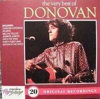 CD Donovan / The Very Best Of - Rock Album