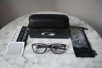 New Oakley OX 8113-0153 Eyeglasses Frame Rx 53-17-136 OX8113 Satin Black