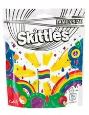 Limited Edition White Skittles 196g family bag Pack LGBT Pride 2019 free uk p&p