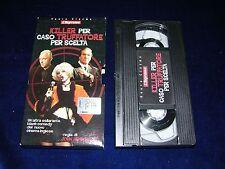VHS KILLER PER CASO TRUFFATORE PER SCELTA - 1999