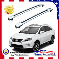 Fit LEXUS RX 300 330 350 400H 450H 03-15 baggage luggage Tap roof rack cross bar