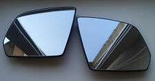 Pair of MERCEDES E-class W212 2009-2013 Heated Door Mirror Glass Backing Plate