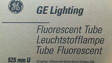 GE 40w U Tube 525mm colour 835 T8