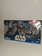 STAR WARS LEGACY THE SEARCH FOR LUKE SKYWALKER SEALED BOX TARGET EXCLUSIVE NIB!!